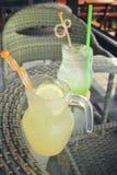 Lemon drink Royalty Free Stock Image