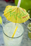 Lemon Drink Stock Image