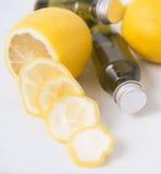 lemon essence Stock Photos