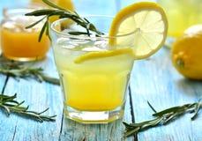 Lemon fizz. Stock Photo