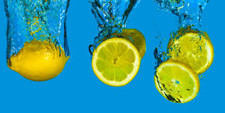 Lemon Fresh Stock Photo