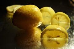 Lemon fruit stock photo