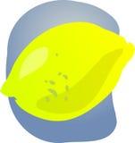 Lemon fruit illustration Royalty Free Stock Image