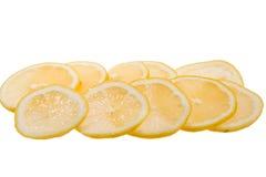 Lemon fruit isolated Stock Photo
