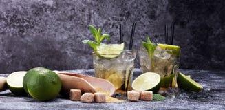 Free Lemon Fruit Lime Caipirinha Of Brazil Royalty Free Stock Photo - 111733105