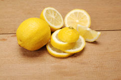 Lemon Fruit Stock Image