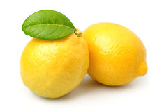 Lemon fruits Royalty Free Stock Image