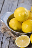 Lemon Fruits Royalty Free Stock Photos