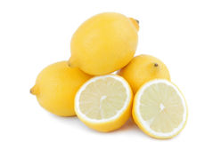 Lemon fruits Stock Images