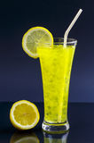 Lemon granita Royalty Free Stock Photo