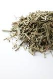 Lemon grass. On white background stock photo