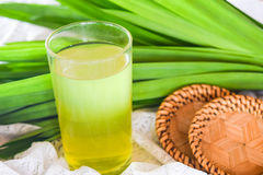 Lemon grass,lemon grass hot tea Royalty Free Stock Photo