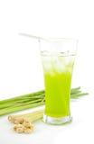 Lemon grass water Royalty Free Stock Image