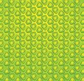 Lemon green spiral Stock Photography