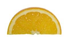 Lemon. Half isolate, White background Stock Photo