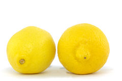 Lemon health. Sour lemon healthmake food Royalty Free Stock Image