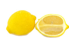 Lemon health Stock Photos