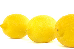 Lemon health Royalty Free Stock Images