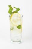 Lemon healthy soda drink Royalty Free Stock Photos
