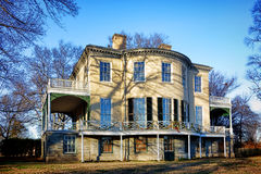 Lemon Hill Historic Mansion in Philadelphia Stock Image