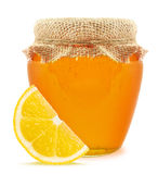 Lemon and honey Stock Images