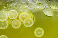 Lemon Ice Stock Images