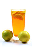 Lemon ice tea Royalty Free Stock Images