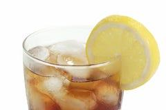 Lemon ice tea Royalty Free Stock Photography