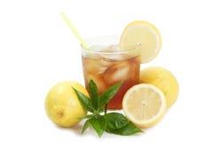 Lemon ice tea Royalty Free Stock Photos