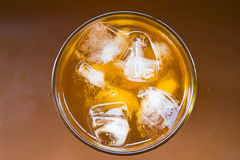 Lemon ice tea Stock Photos