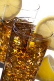 Lemon ice tea Stock Photography