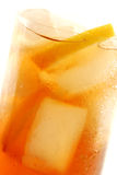 Lemon iced tea Stock Photos