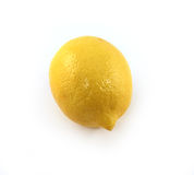 Lemon isolated Stock Photography