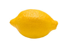 Lemon isolated Stock Images