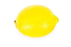 Lemon. Isolated on a white background Royalty Free Stock Image