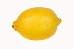 Lemon isolated on white background Royalty Free Stock Photography