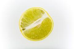Lemon isolated on white background Royalty Free Stock Images