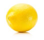 Lemon isolated on the white background Royalty Free Stock Images