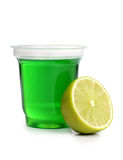 Lemon jam Stock Image