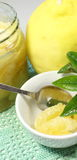 Lemon jam Stock Image