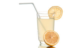 Lemon juice. Stock Image