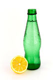 Lemon juice. Royalty Free Stock Image