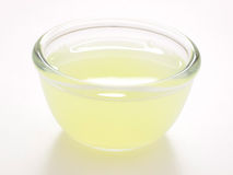 Lemon juice Stock Images