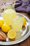 Lemon juice Stock Photography