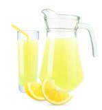 Lemon juice Stock Images
