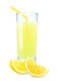 Lemon juice Stock Image