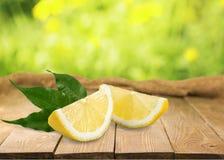 Lemon. Lime acid yellow citric closeup citron royalty free stock photography