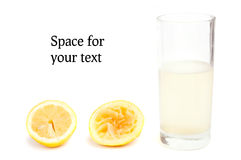 Lemon and lemonade Stock Photo