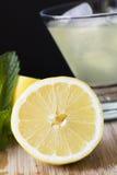 Lemon and Lemonade Stock Photo
