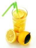 Lemon and lemonade Stock Image